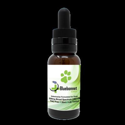BlueBonnet Pet Tincture 200 mg