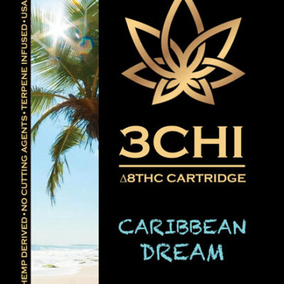 3chi Vape Cart Caribbean Dream