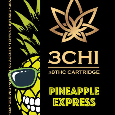 3chi Vape Cart Pineapple Express