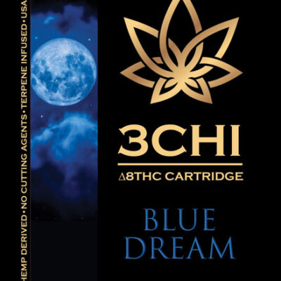 Delta 8 3 Chi cart Blue Dream