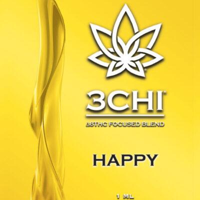 3 chi delta 8 THC happy blend